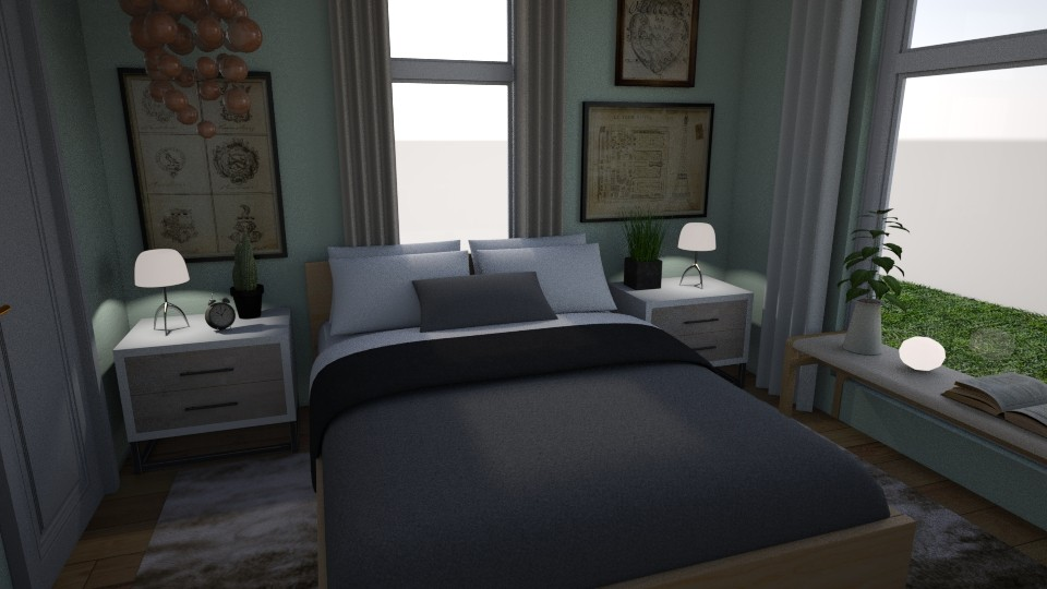 BEDROOM - by Kylee Kimbrough