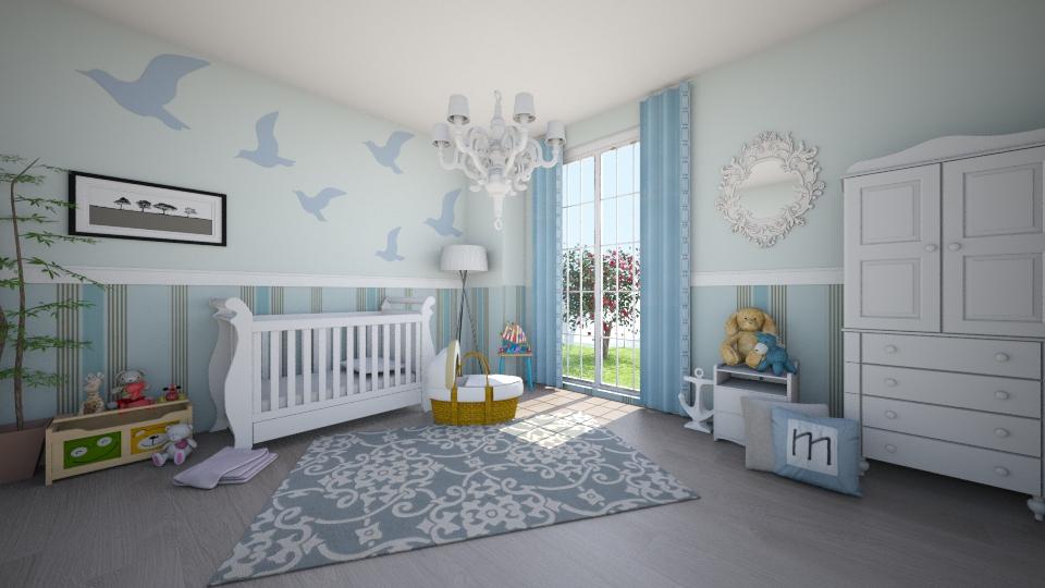 kid - Kids room - by rogipuziugur