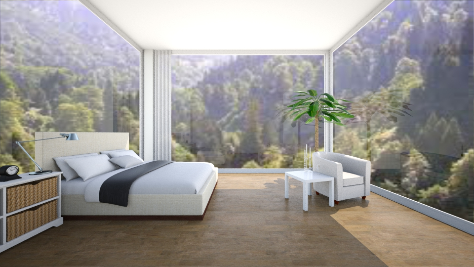 Notified Sections I - Modern - Bedroom - by can264