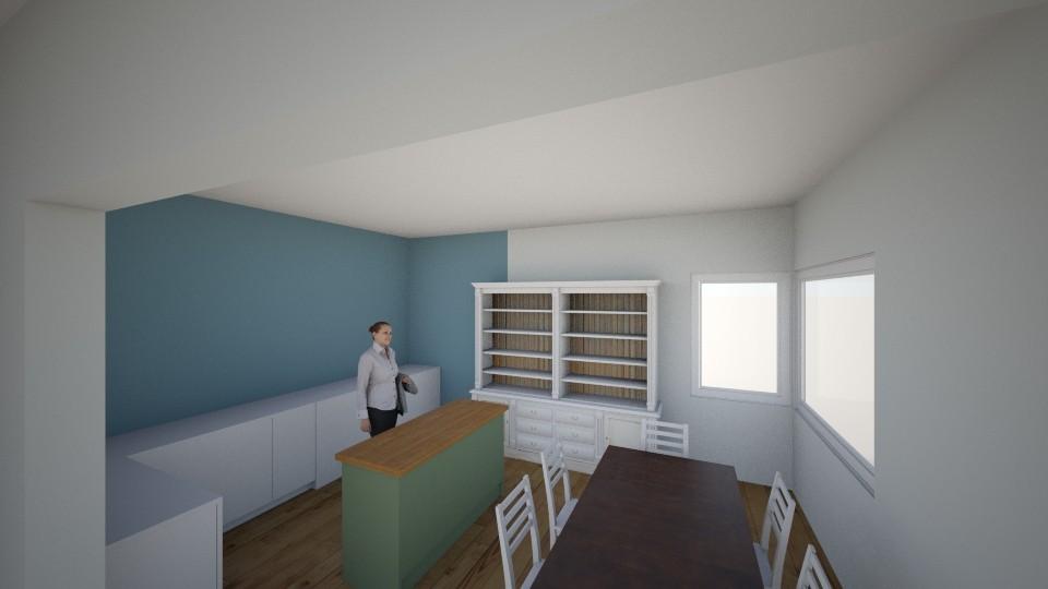 Casa Pianarelle 2 - Living room - by Alessandro Felici
