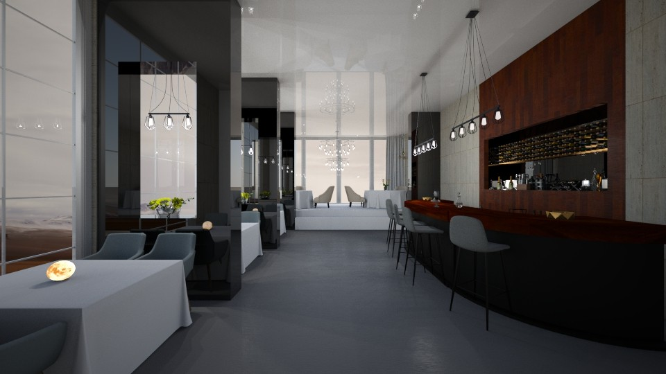 LuanDA - Dining room - by Amorum X