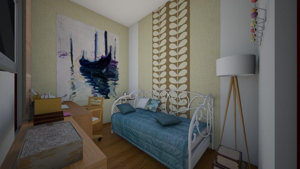 sala s o - Living room - by sueli dias