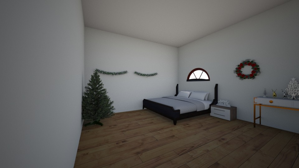 Parents Bedroom - Bedroom - by KmasteR
