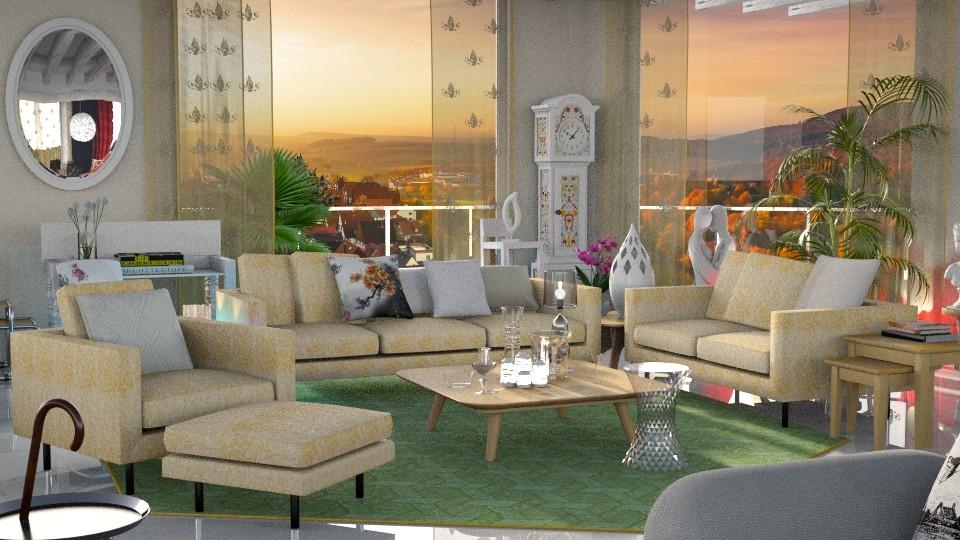 Jaya Moooi 360 - Living room - by anchajaya