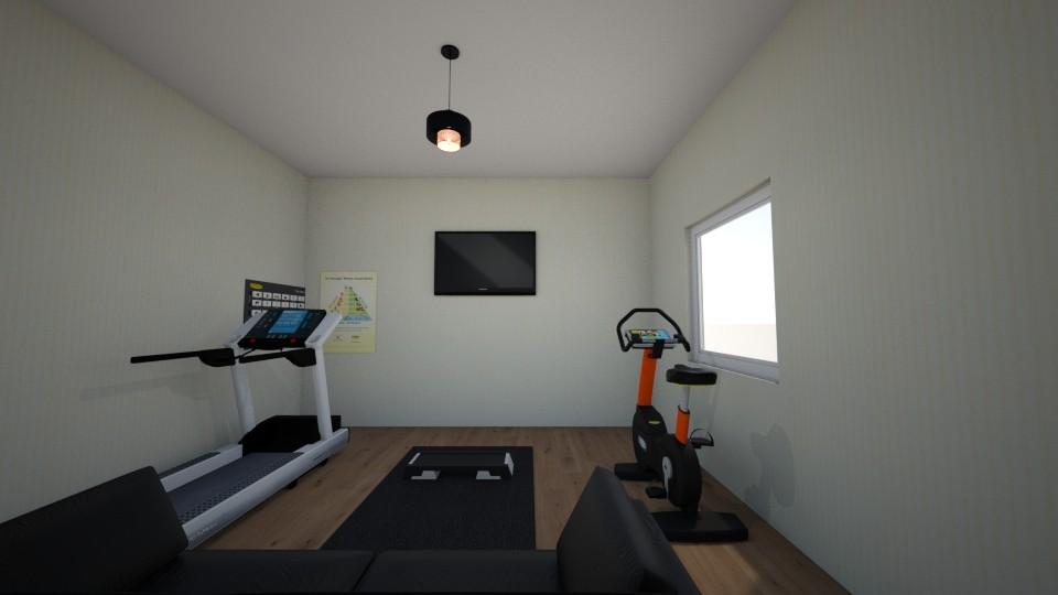 Sport room - by ZakariaC