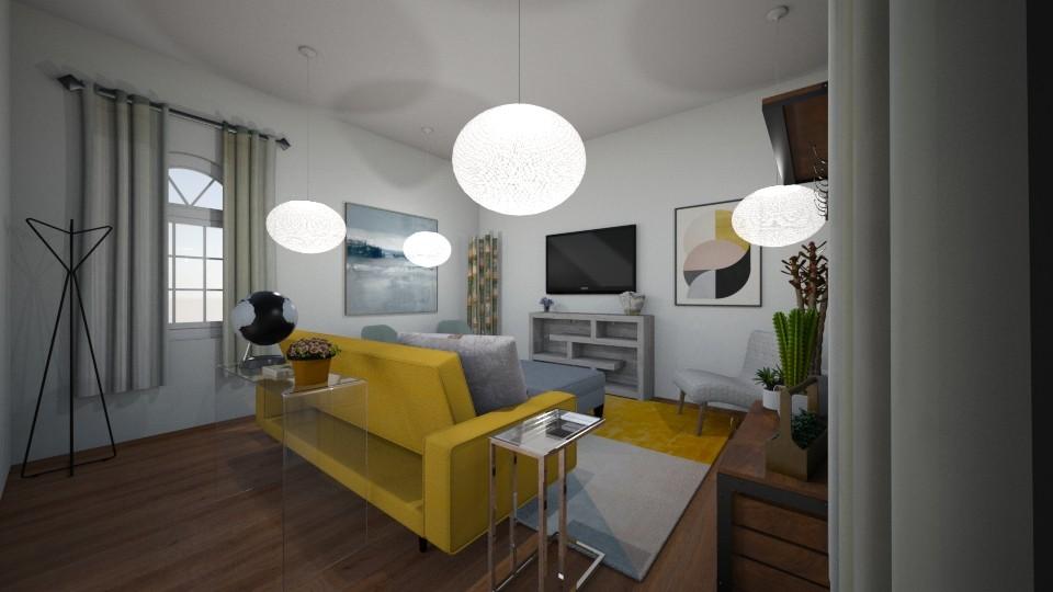 light - Living room - by emmakatherinee