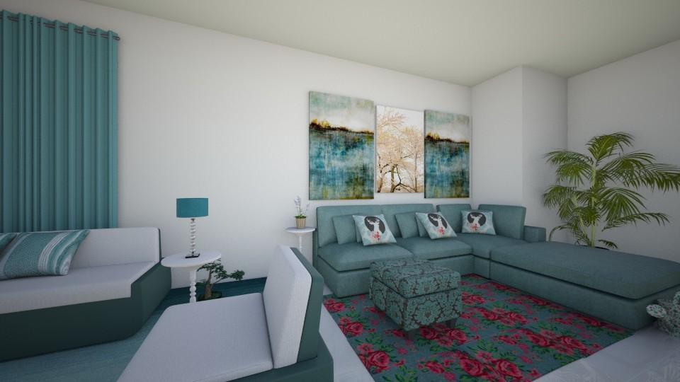 Sala3 - Living room - by kuleviczs