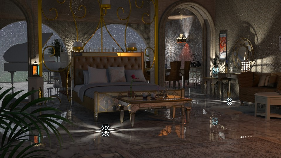 Jaya Nights5HD - Classic - Bedroom - by anchajaya