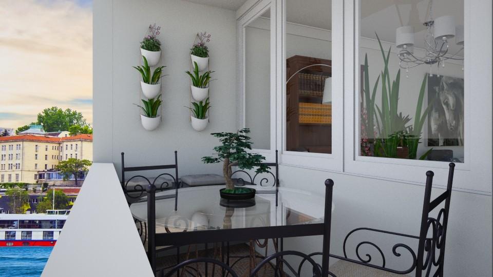 small apartment 8 - Living room - by TeA design Belgrade