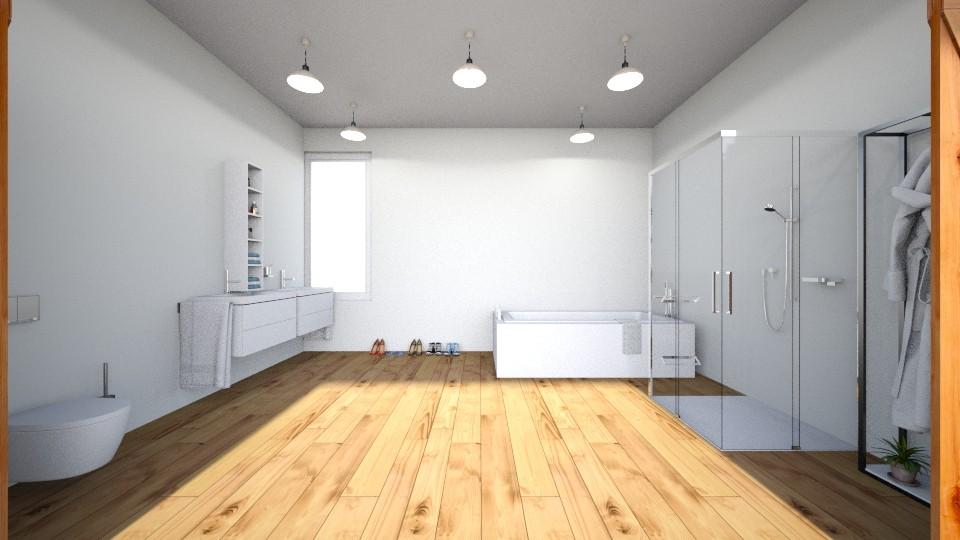 badkamer - by vanmelloemily