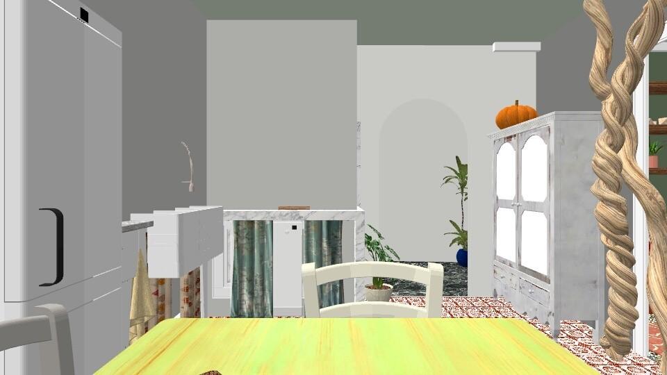 Via Don Minetti cucina1 - Living room - by Eloisa_Jimmy Dean