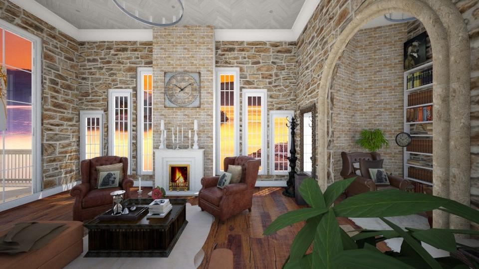 canada 32412222 - Living room - by fernadia3