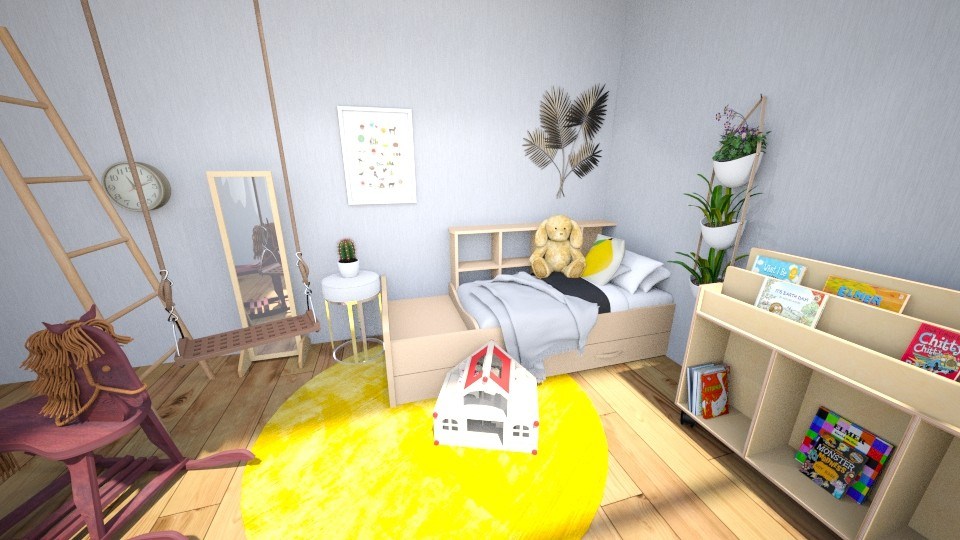Kids room - Kids room - by Tamar_