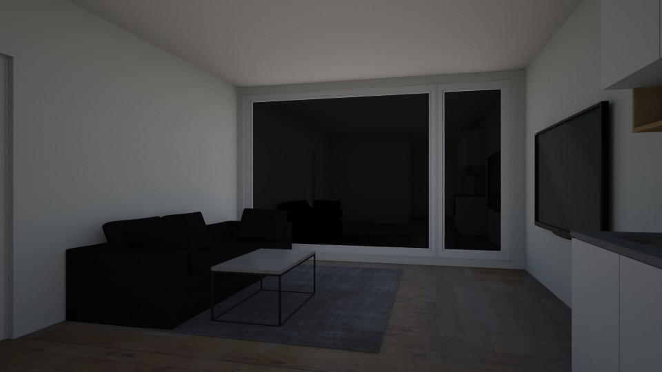 said - Living room - by ippie
