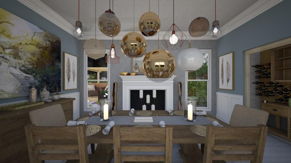 dining light - by Cgjamison