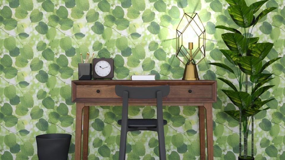 Desk - by eliseatlife