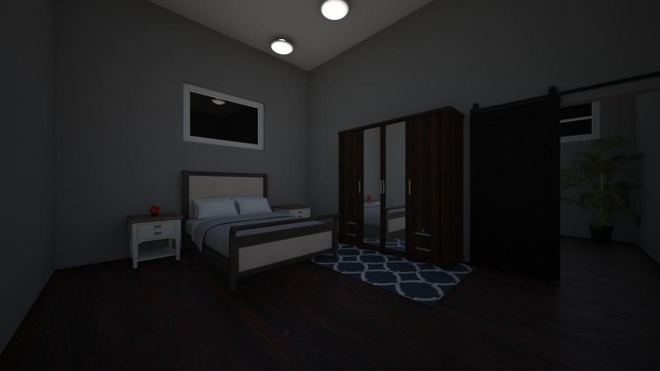 Master Bedroom - Modern - Bedroom - by udanielle12