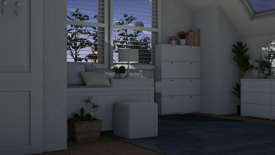 planty - Bedroom - by emmaald