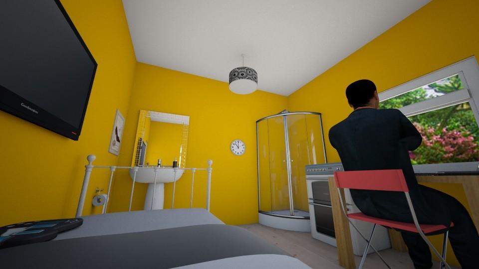 Budget House - Modern - by Roger Sun