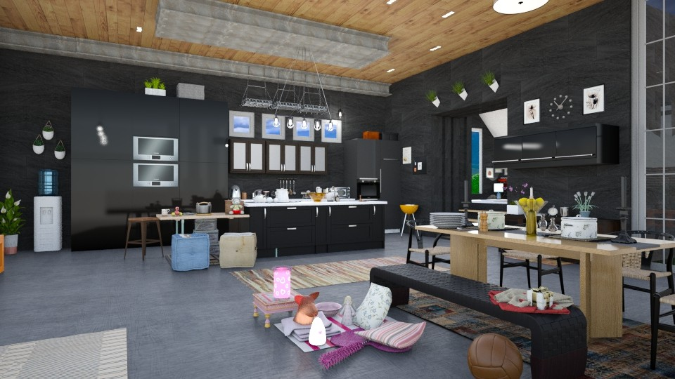 Five 7 Ten - Kitchen - by Seii Saii