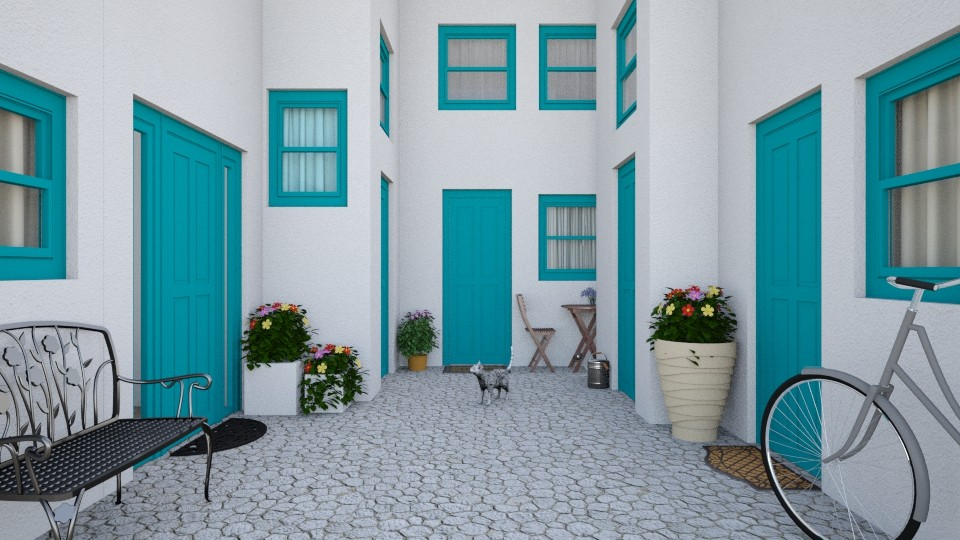 Santorini 2 - by lovedsign