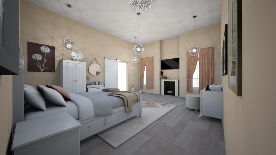 Yuh - Feminine - Bedroom - by Nik_Laurayne