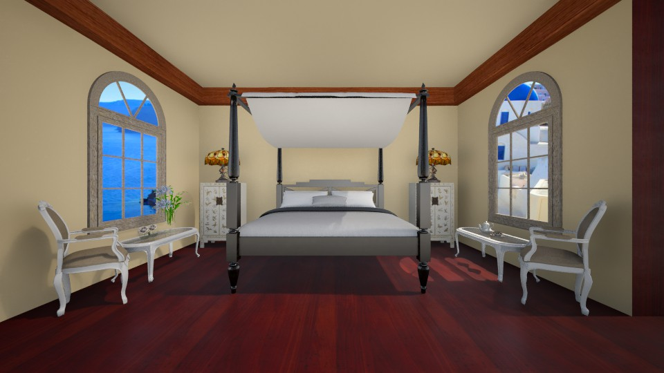 Alcoba - Eclectic - Bedroom - by Elena68