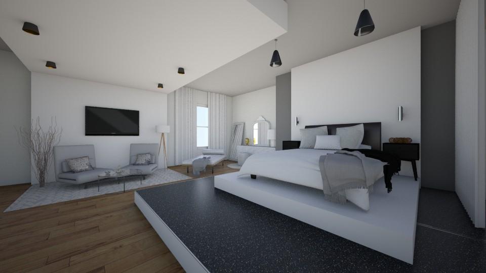 bed - Bedroom - by bcn23
