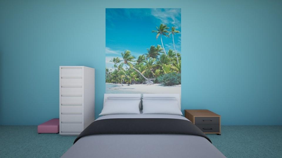 My RoomBy ALEXA - Feminine - Bedroom - by Alexa Design