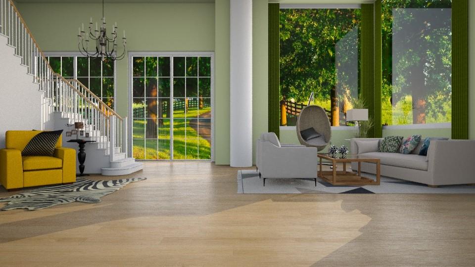 Comfortable - Living room - by oliinree12