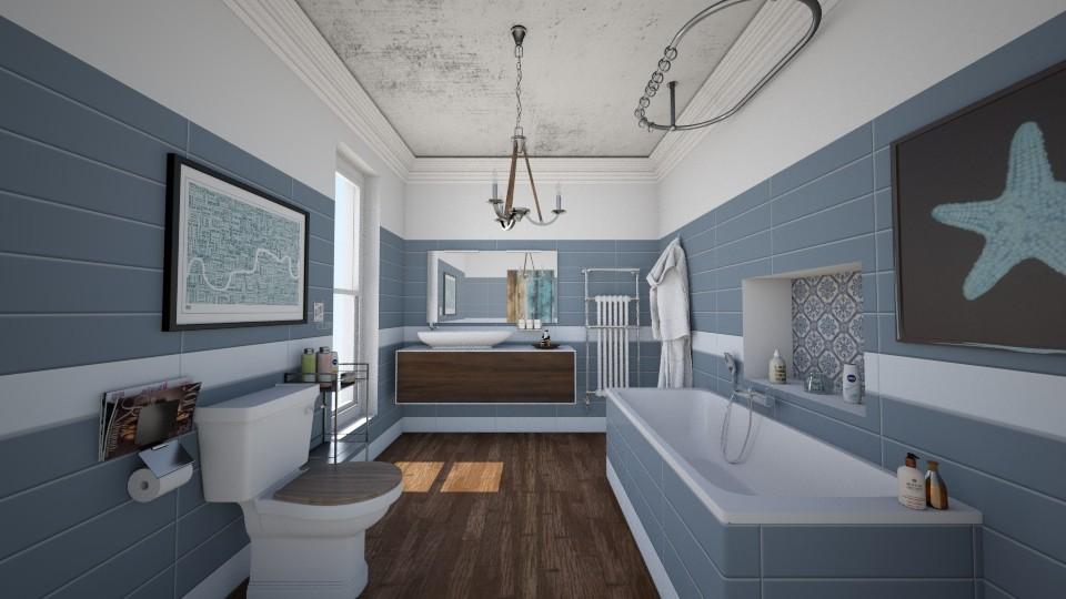 ba - Bathroom - by Isabella_Palmeri