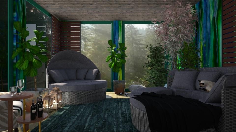 living corner - by ilcsi1860