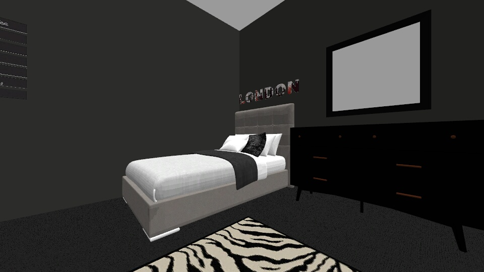 Caileeghunt  - Classic - Bedroom - by RainbowSupport