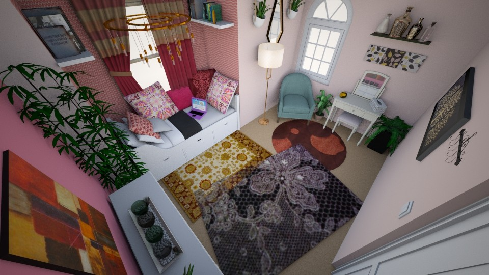 Freddies Room - Bedroom - by palaceofposey