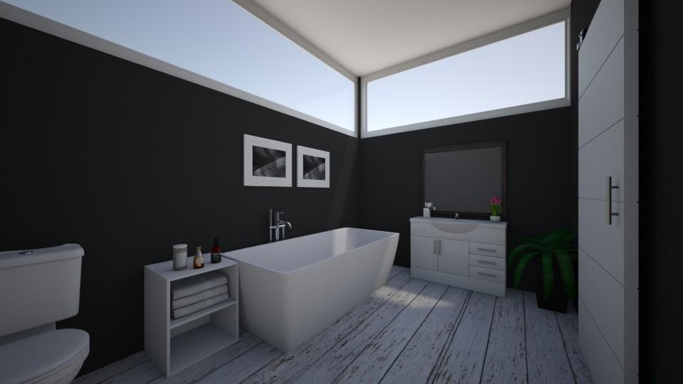 Bathroom - by BrynnWisse