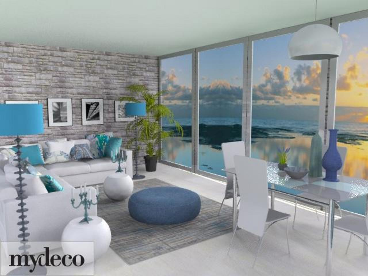 progetto mare - Living room - by catcarla