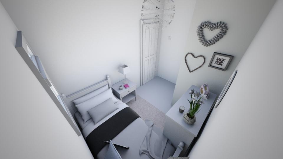 Real Bedroom - Rustic - Bedroom - by El2002