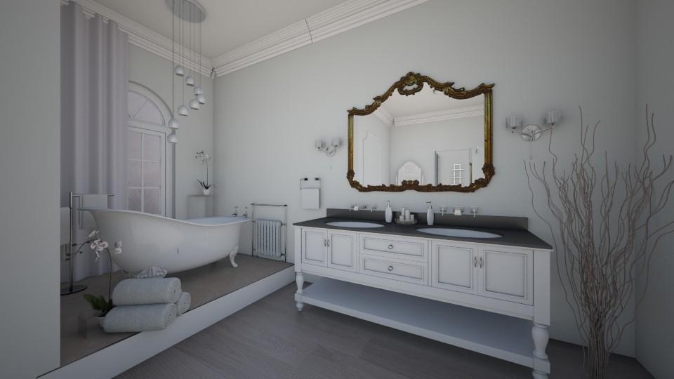 bat - Bathroom - by bcn23