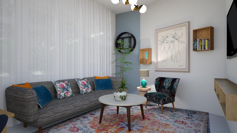 2762 - Living room - by lalkedesign