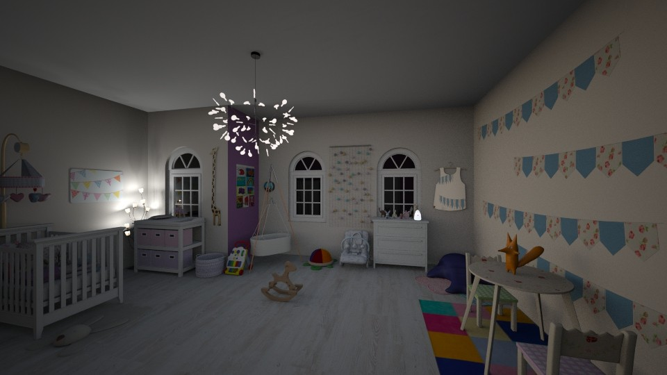 kids room - by lucmeloun