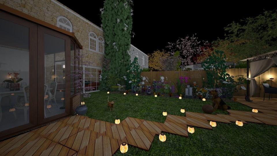 my little garden - by janelouise17
