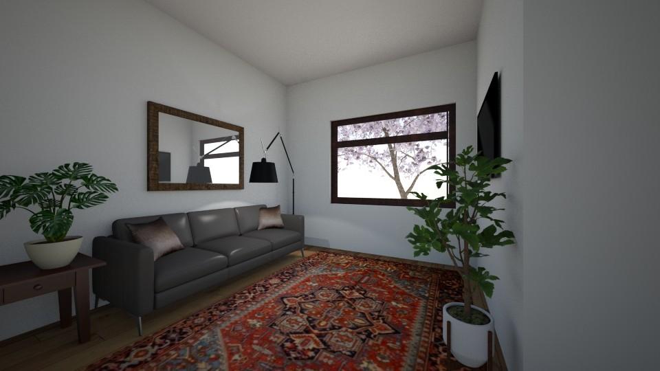Living room - by crystalocean