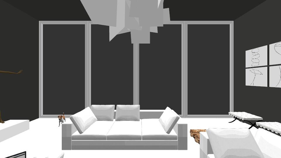 NY - Modern - Living room - by TeaTea