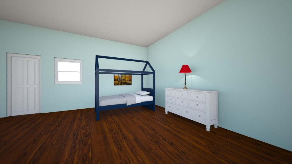 Kids Bedroom 2 - Modern - by PiggyLover316