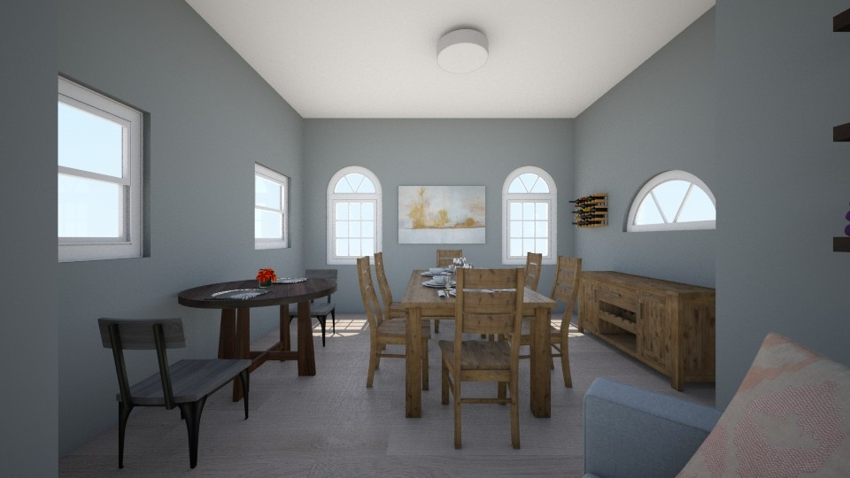 Dining Room  - Dining room - by ACM16