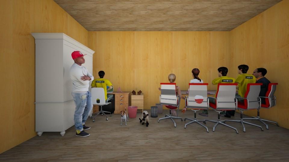 Office - Modern - Office - by Yasir Ross