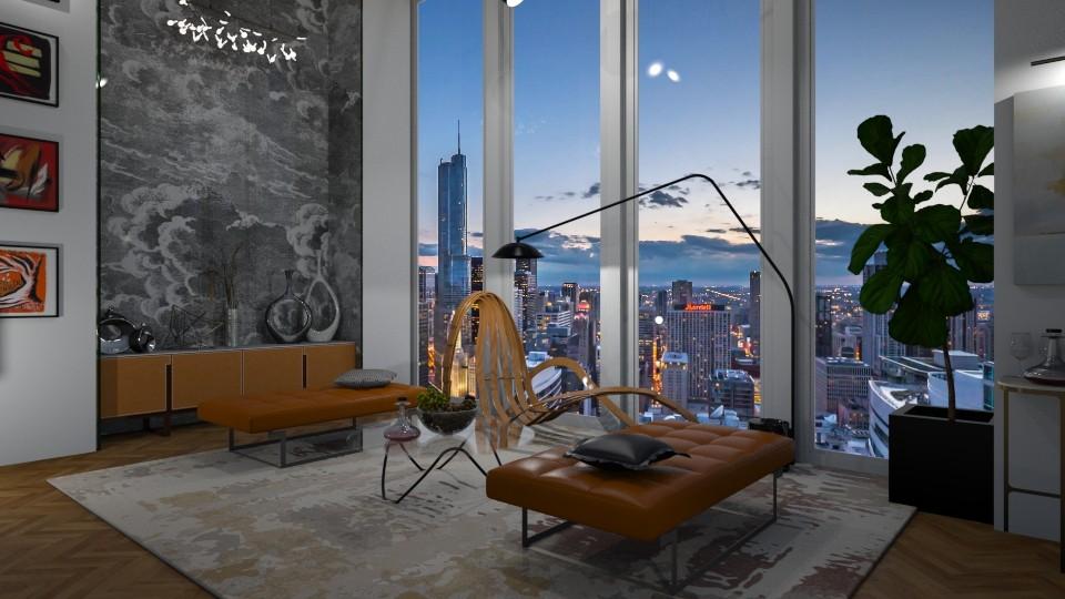 Triclinium 2 - Living room - by rachaelp636