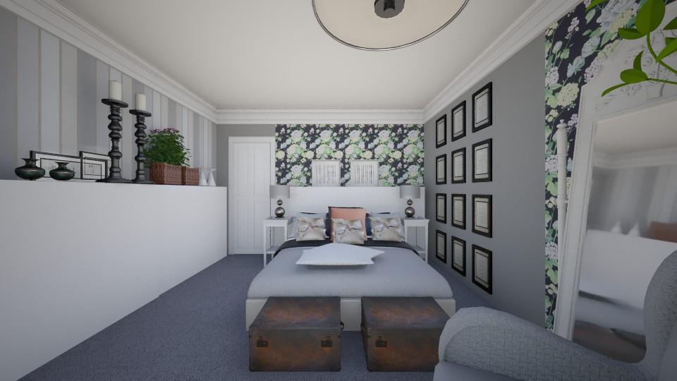 bedroom - by designdecosimona