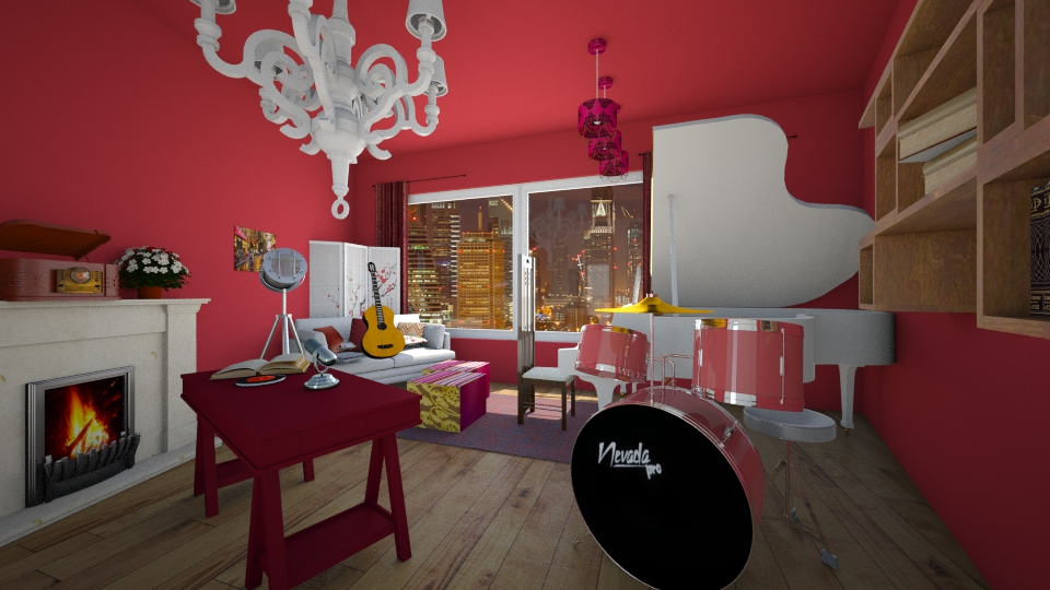 room  - by dalia sn