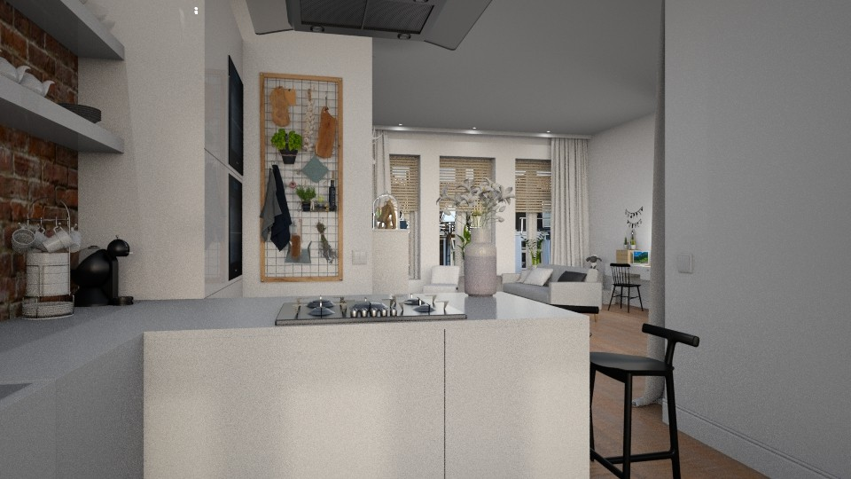 New home_kitchen - by MandyB84